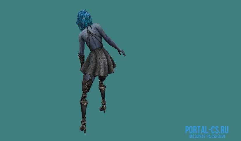 CS 1.6 [ZM] Модель зомби Baraka zombie » Скачать все для